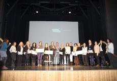 Remise des prix du concours Initiative au féminin - 03/12/18